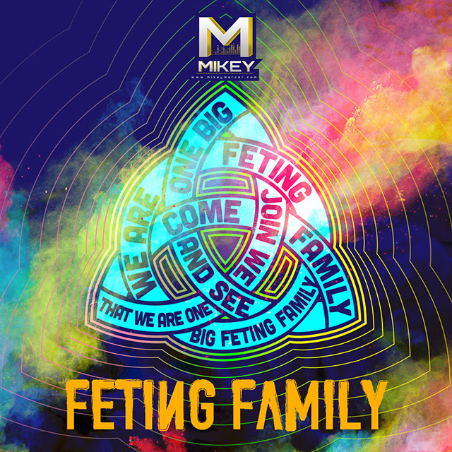 Mikey Mercer - Feting Family - Dj Pack - Cropover 2018